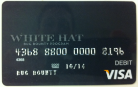Facebook Debit Card