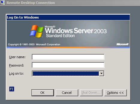 Windows Remote Desktop Worm Morto